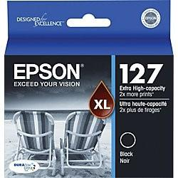 Original Epson T127120 (127) inkjet cartridge - extra high capacity black