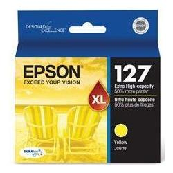 Original Epson T127420 (127) inkjet cartridge - extra high capacity yellow