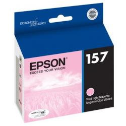Original Epson T157620 (157) inkjet cartridge - light magenta