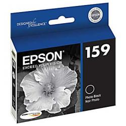 Original Epson T159120 (159) inkjet cartridge - photo black