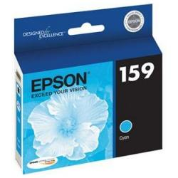 Original Epson T159220 (159) inkjet cartridge - photo cyan