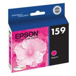 Original Epson T159320 (159) inkjet cartridge - photo magenta