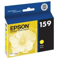 Original Epson T159420 (159) inkjet cartridge - photo yellow