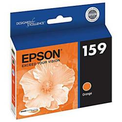 Original Epson T159920 (159) inkjet cartridge - photo orange