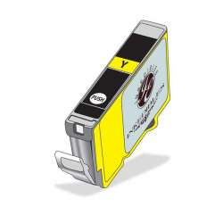Inkedibles Edible ink cartridge for Epson T202XL420 - yellow