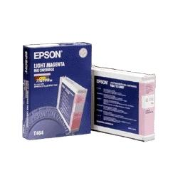 Original Epson T464011 inkjet cartridge - light magenta