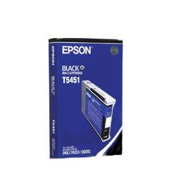 Original Epson T545100 inkjet cartridge - black