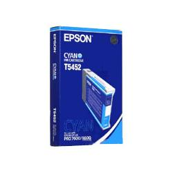 Original Epson T545200 inkjet cartridge - cyan