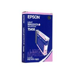 Original Epson T545600 inkjet cartridge - light magenta