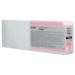 Original Epson T636600 inkjet cartridge - ultrachrome vivid light magenta