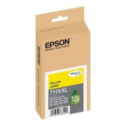 Original Epson T711XXL420 (711XXL) inkjet cartridge - extra high capacity yellow