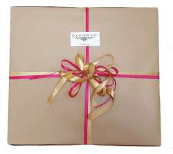 Gift-wrapping on order between $50 and $100