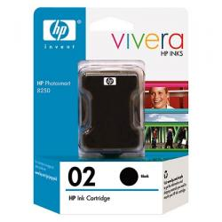 Original HP C8721WN (HP 02) inkjet cartridge - black