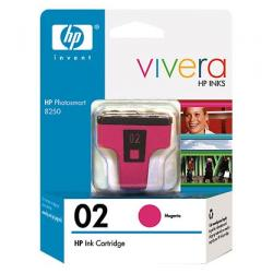 Original HP C8772WN (HP 02) inkjet cartridge - magenta