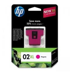 Original HP C8731WN (HP 02XL) inkjet cartridge - magenta