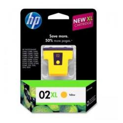 Original HP C8732WN (HP 02XL) inkjet cartridge - yellow
