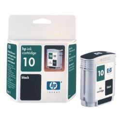 Original HP C4844A (HP 10) inkjet cartridge - black