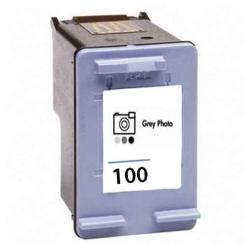 Remanufactured HP C9368AN (HP 100) inkjet cartridge - photo gray