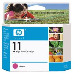 Original HP C4837AN (HP 11) inkjet cartridge - magenta