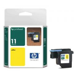 Original HP C4813A (HP 11) inkjet cartridge - yellow