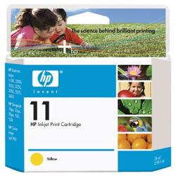 Original HP C4838AN (HP 11) inkjet cartridge - yellow