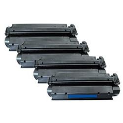 Remanufactured/Compatible HP Q2612A (12A) toner cartridges - 4-pack