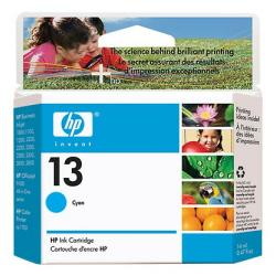 Original HP C4815A (HP 13) inkjet cartridge - cyan