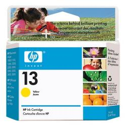 Original HP C4817A (HP 13) inkjet cartridge - yellow