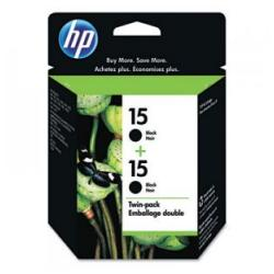 Original HP C6653FN (HP 15) Multipack - 2 pack