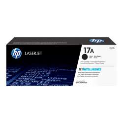 Original HP CF217A (17A) toner cartridge - black