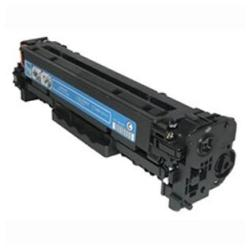 Remanufactured/Compatible HP CE411A (305A) toner cartridge - cyan