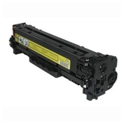Remanufactured/Compatible HP CE412A (305A) toner cartridge - yellow