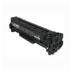 Remanufactured/Compatible HP CE410X (305X) toner cartridge - high capacity black