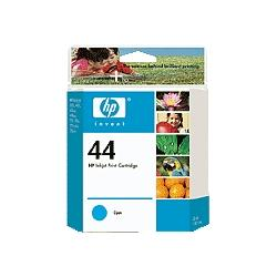 Original HP 51644C (HP 44) inkjet cartridge - cyan