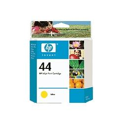 Original HP 51644Y (HP 44) inkjet cartridge - yellow