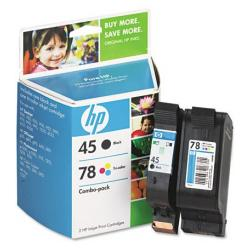 Original HP C8788FN (HP 45/78) Multipack - 2 pack