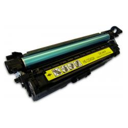 Remanufactured/Compatible HP CE402A (507A) toner cartridge - yellow