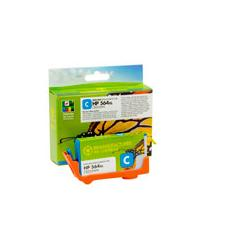 Premium ink cartridge replacement for HP 564XL - high yield cyan - Made in the USA
