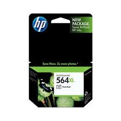 Original HP CB322WN (HP 564XL) inkjet cartridge - high capacity photo black