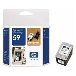 Original HP C9359AN (HP 59) inkjet cartridge - photo gray