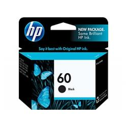 Original HP CC640WN (HP 60) inkjet cartridge - black