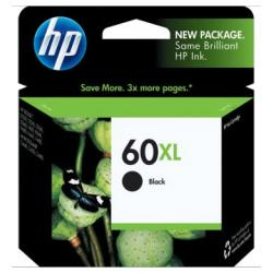 Original HP CC641WN (HP 60XL) inkjet cartridge - high capacity black
