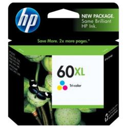 Original HP CC644WN (HP 60XL) inkjet cartridge - high capacity color