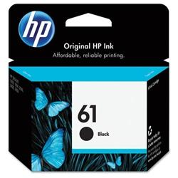 Original HP CH561WN (61) inkjet cartridge - black