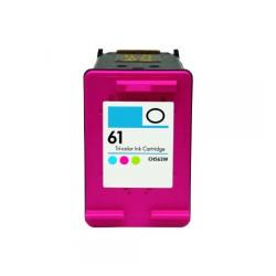 Remanufactured HP CH562WN (HP 61) inkjet cartridge - color