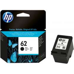 Original HP C2P04AN (HP 62) inkjet cartridge - black