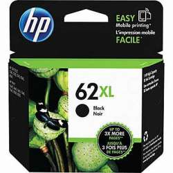 Original HP C2P05AN (HP 62XL) inkjet cartridge - high capacity black