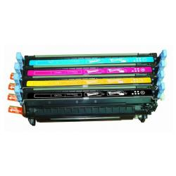 Remanufactured/Compatible HP 643A toner cartridges - 4-pack