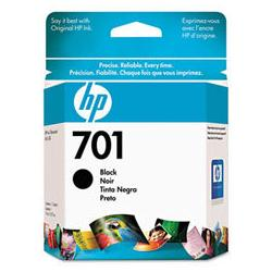 Original HP CC635A (HP 701) inkjet cartridge - black