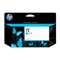 Original HP C9371A (HP 72XL) inkjet cartridge - high capacity cyan
